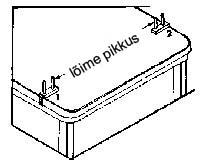 käärpuu laua külge kinnitamiseks (eriti lühikese lõime jaoks)