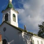 Kihnu Püha Nikolai kirik, ehitatud 1786