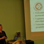 Ave Matsin räägib ettvõtlike käsitööliste koolitamise võimalustest